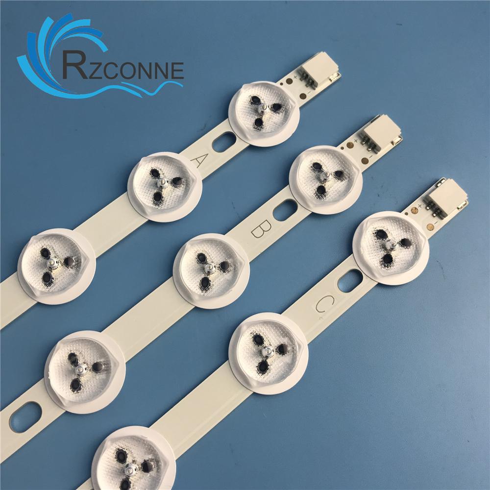 "LED Backlight Lamp For 40L3433DG VESTEL 40"" NDV REV1.0  VES400UNDC-01 VES400UNDS-02 03 40L1333DB 40L3453DB 40PFL3018T/12"