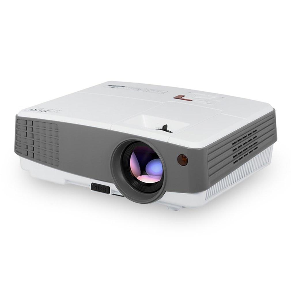 600d + проектор домашний проектор Hd светодиодный мини прочный проектор мини проектор - 2