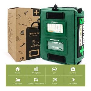 Image 4 - BearHoHo pratique trousse de premiers soins sac léger durgence médical sauvetage en plein air voiture bagages école randonnée Kits de survie
