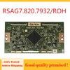 RSAG7.820.7932 ROH TCON לוח עבור Hisense ציוד מקורי לוח היגיון T-CON T קון לוח תצוגת כרטיס עבור טלוויזיה משלוח חינם