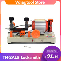 Vdiagtool TH 2ALS Key Cutting Machine Key Copy Machine Lock Pick Set Locksmith Tools
