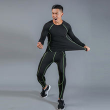 Hot sale 2020 sports compression underwear men and women long autumn and winter