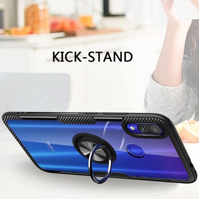 For Xiaomi Redmi Note 7 8 Pro 8T 9S Case for Redmi K30 7 K20 Magnetic Car Holder for Mi Note 10 CC9 PRo 8 A3 Lite 9T 9 SE Case