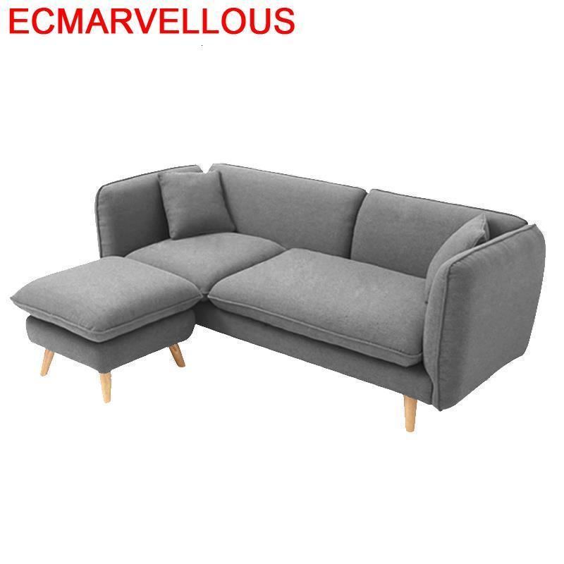 Pouf Moderne Futon Moderna Puff Para Fotel Wypoczynkowy Meuble Maison Sectional Mueble De Sala Set Living Room Furniture Sofa