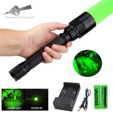 10000 Lumens T6 LED Super Brightไฟฉายทหารยุทธวิธีairsoft ArmasลูกเสือไฟฉายFlashLampโคมไฟ