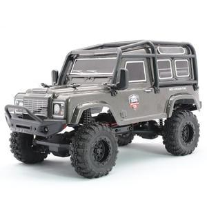 LeadingStar RGT 136240 V2 1/24 2,4G RC автомобиль 4WD 15 км/ч автомобиль RC Рок Гусеничный внедорожный