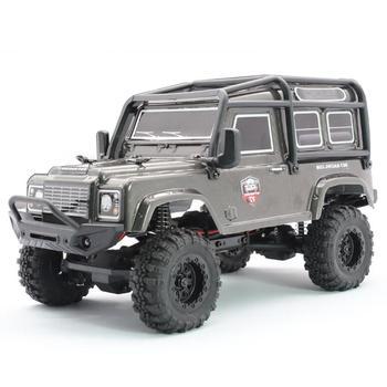 RCtown RGT 136240 V2 1/24 2.4G RC Auto 4WD 15 KM/H Voertuig RC Rock Crawler Off road-in RC Auto´s van Speelgoed & Hobbies op