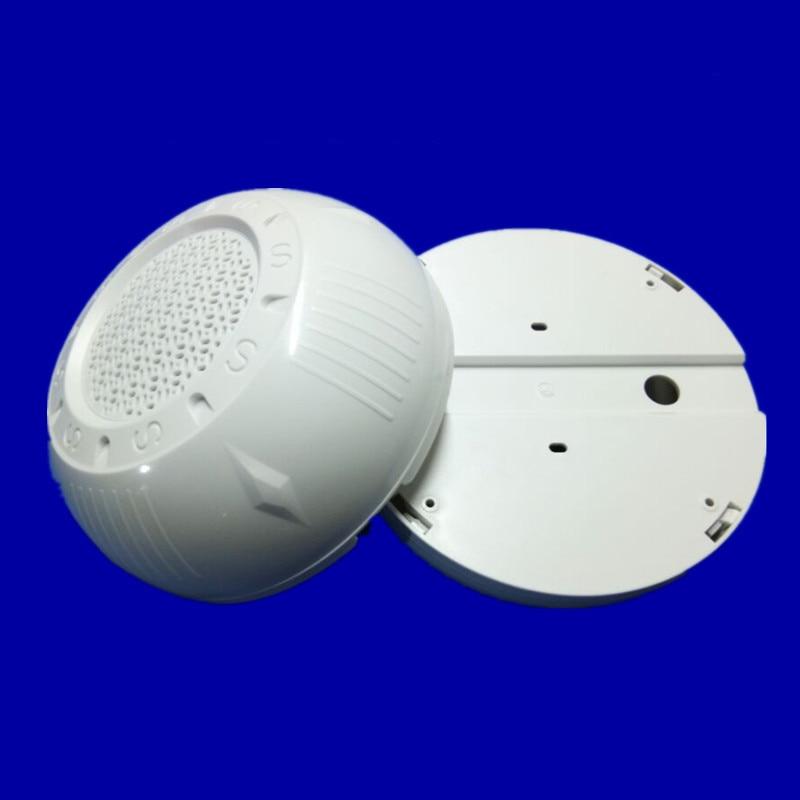 Milky White Ceiling Speaker Fire Horn Speaker