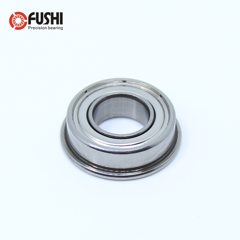 F688ZZ 8x16x5 mm 50 PCS Ball Bearing F688 F688z Metal Shielded Flanged