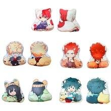 Academia-Pillow Anime Bakugou Asakura Plush-Toys Hero My Shoto Gift Todoroki Cartoon