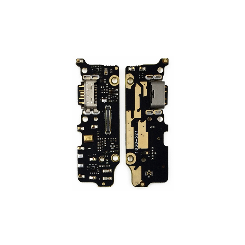 For Xiaomi Mi 6X Repair USB Charging Dock Port Connector Flex Cable For Xiaomi Mi A2  USB Charging Dock PCB Board Flex Cable