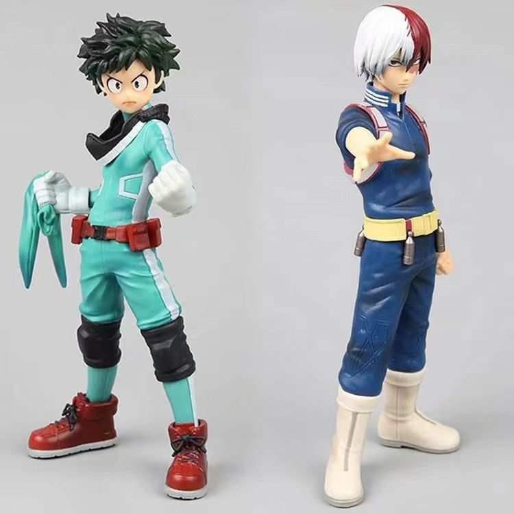 My Hero Boku no Hero Academia DXP Figure bakugou katsuki Midoriya Izuku Toy 17cm