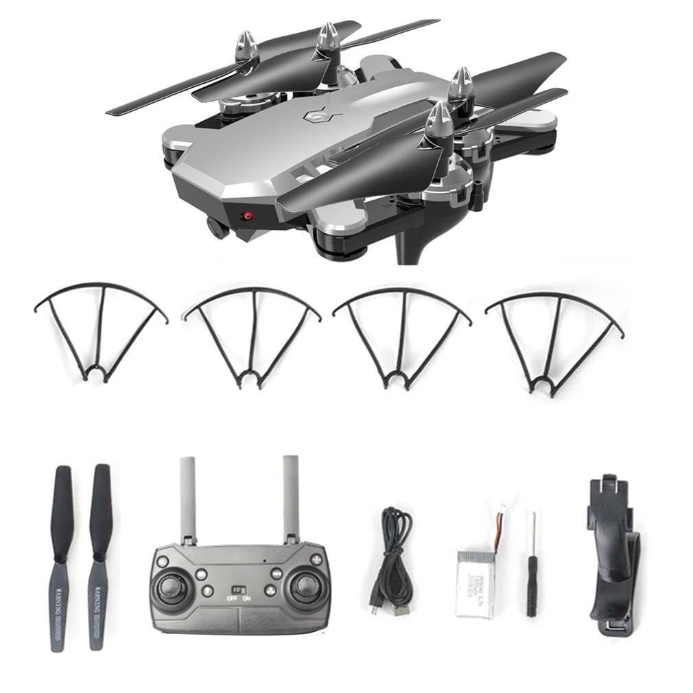 CS-7 gps складной Радиоуправляемый Дрон с 2,4G 1080P WiFi камерой летательный аппарат дистанционное управление игрушки Безголовый режим Радиоуправл...