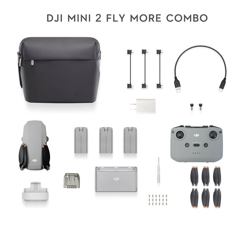 DJI Mini 2 Drone with 4K/30fps camera and 4x zoom 10km Transmission Distance mavic mini 2 brand new original in stock 2