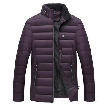 New Fashion Jackets Men Parka Hot Sale Quality Autumn Winter Warm Outwear Slim Mens Coats Casual Windbreak Jackets Men цена 2017