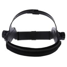 Adjustable Welding Welder Mask Headband For Solar Auto Dark Helmet Accessories WXTC