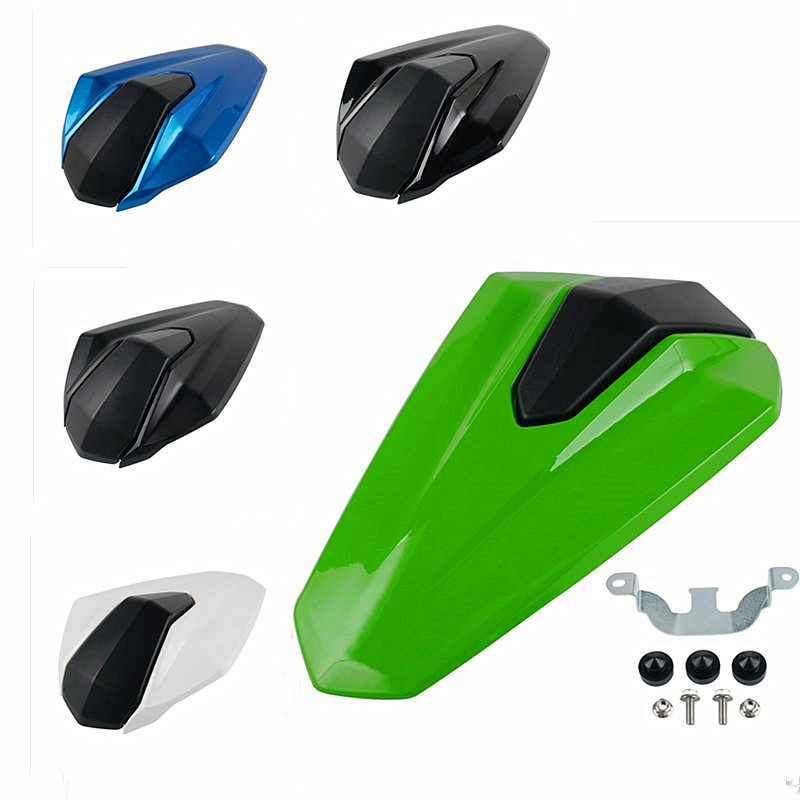 H2CNC Motorcycle Rear Passenger Seat Cowl Cover For KAWASAKI Z400 Z 400 Engineering Plastic