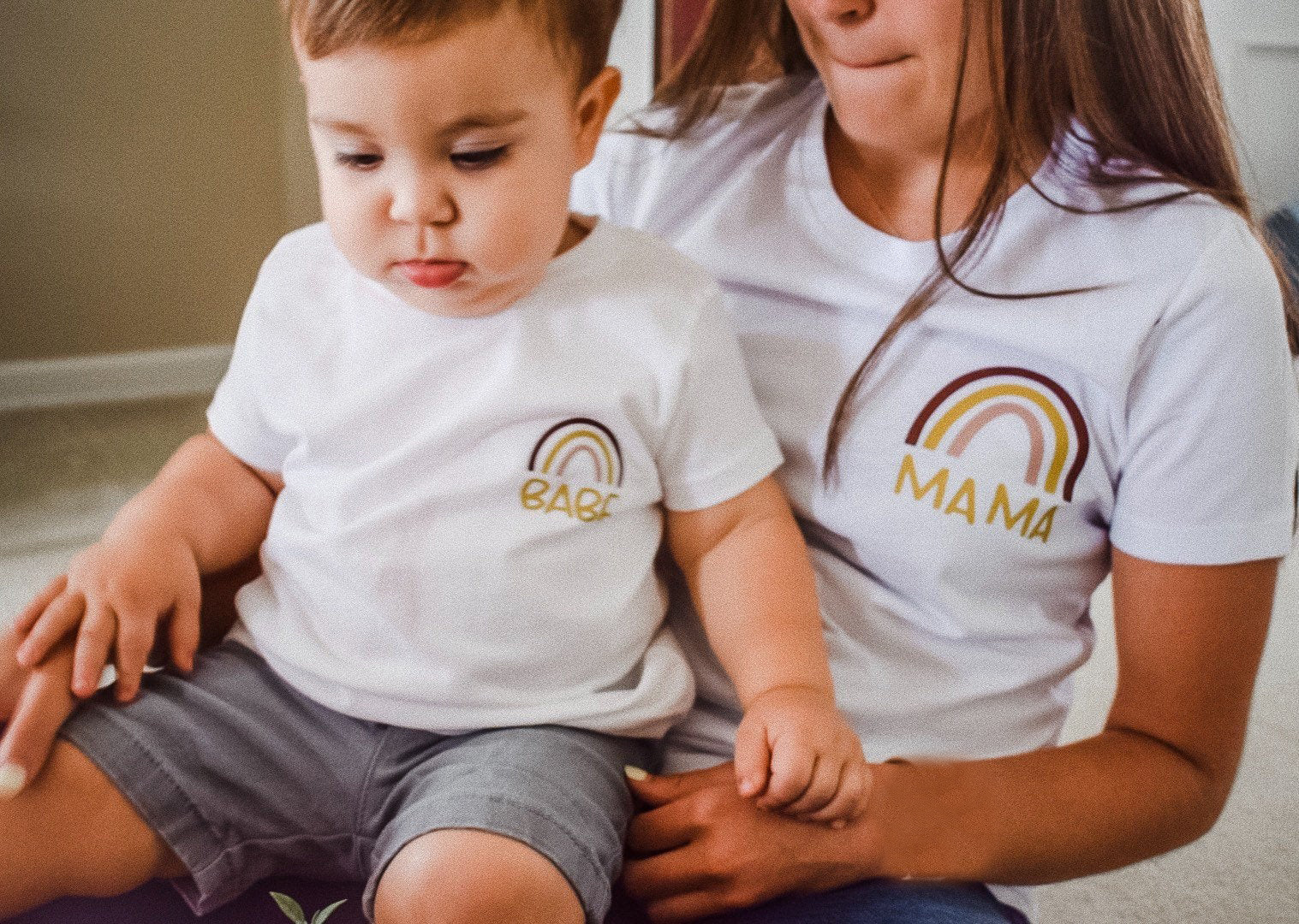 mama-and-babe-shirt-mom-and-baby-match-shirt-mom-and-children-tee-summer-short-sleeve-tops-t-shirts-mother's-day-gift-fashion