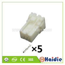 O envio gratuito de 2 conjuntos 5pin kum fiação elétrica automática plug plástico unsealed cabo conector PH845-05010