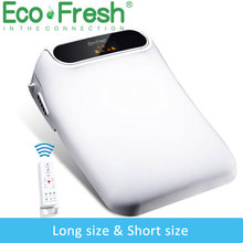 Toilet-Bowls Smart-Toilet-Seat-Cover Bidet Square Bathroom Seat-Heating-Clean Ecofresh