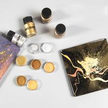 Resin Dye Shimmer Metallic Gold Silver Color Pigment Pearlescent Colorant Pearl Pigment Dye UV Resin Epoxy Colour Jewelry Making