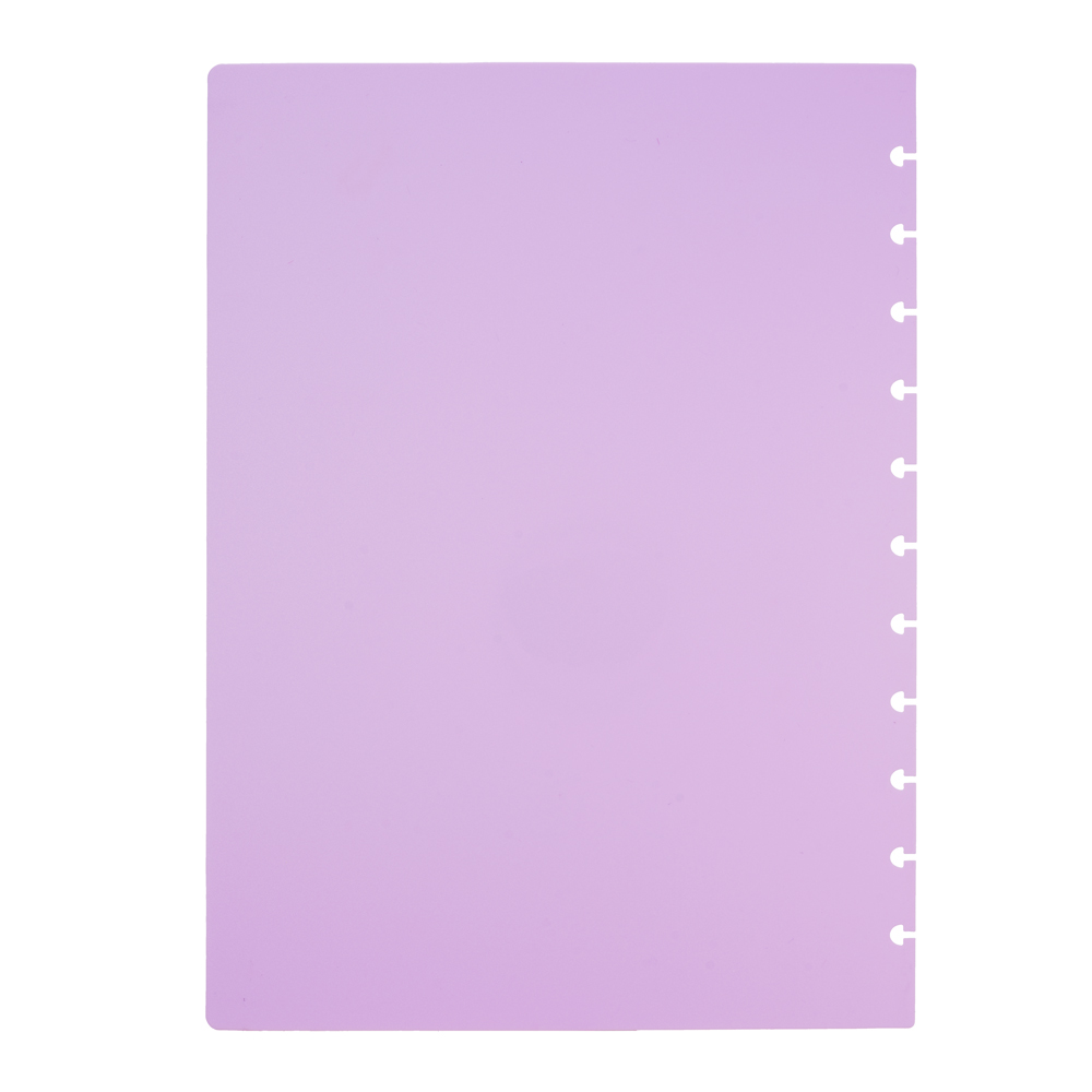 A4 Loose-leaf Notebook Cover Student Loose-leaf Notebook Cloth Mushroom Hole Loose-leaf Notebook Business Notebook Shell