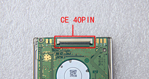 """Image 3 - New 1.8"""" CE ZIF 8MM 120GB Hard disk drive HS122JC For Sony TZ13 TZ33 TZ37 For K12 U110 LAPTOP HDD Replace MK1011GAH MK1214GAH"""