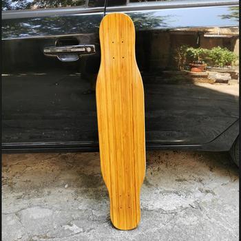 Tablas de baile longboard de 39,25 pulgadas, cubiertas de skateboard, colores de...