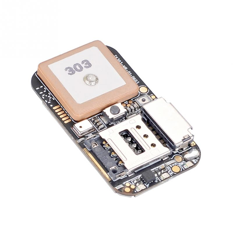 365GPS <font><b>ZX303</b></font> <font><b>GPS</b></font> tracker PCB board world smallest GSM GPRS sim card <font><b>GPS</b></font> tracking chip Alarm with MIC and SIM Card GSM GPRS image