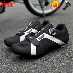 Men Cycling Shoes 2020 Speed Self-Locking MTB Shoes Man Road Bike Shoes Bicycle Racing Sneakers Triathlon sapatilha ciclismo mtb