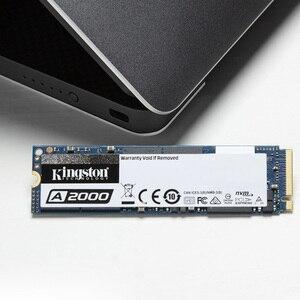 Image 4 - キングストンA2000 nvme M.2 2280 sata ssd 120 ギガバイト 240 ギガバイト 480 ギガバイト 960 ギガバイト内蔵ソリッドステートドライブハードディスクsffノートpc用のultrabook