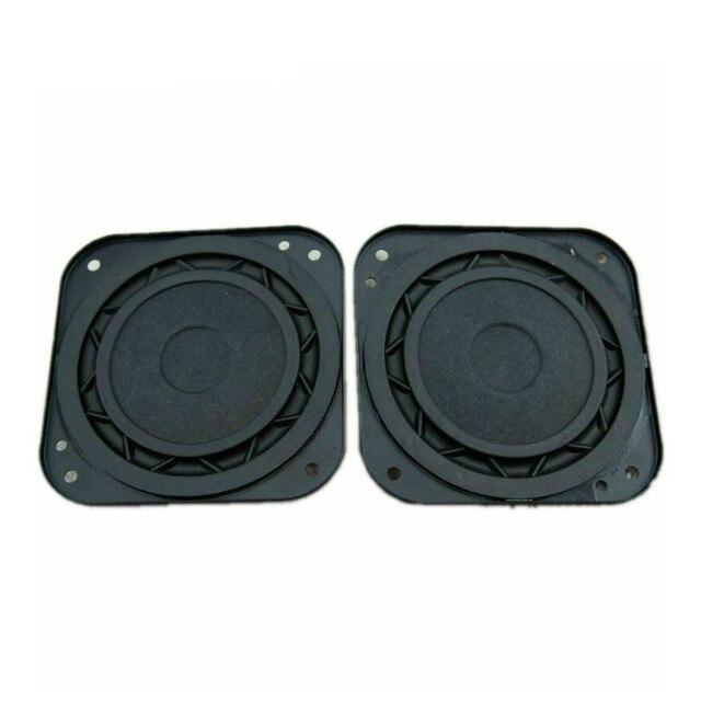 SOTAMIA 2Pcs 3 Inch  Audio Woofer Speaker Driver 8 Ohm 15W Bass Sound TV Speaker Soundbar Column DIY Ultra thin Loudspeaker