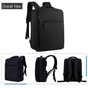 Image 2 - Cartinoe USB Charging 17.3/15.6 Inch Laptop Bag For Macbook Air/Pro Anti Theft Laptop Backpack Men Travel Bag Male Mochila Bag