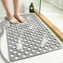 Tapete de banho de chuveiro japonês proteção ambiental insípido casa de banho banheira banheiro oco hidrofóbico anti-derrapante