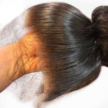 360 парики из натуральных волос на кружевной основе для черных женщин, прямые волосы, парик 150% Remy, бразильские натуральные волосы, предварительно выщипанные с детскими волосами