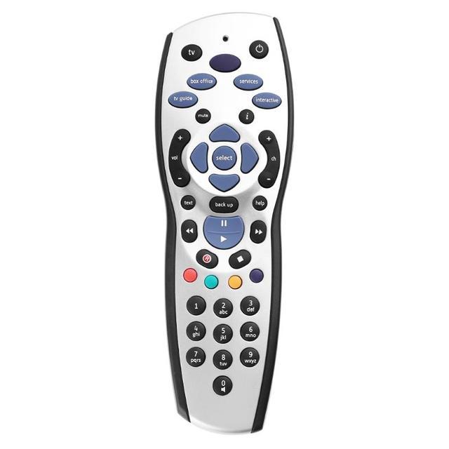 Telecomando Cancello Universale 433MHz TV Remote Controller for Sky TV CES REV9F HD SKY+ PLUS HD REV 9