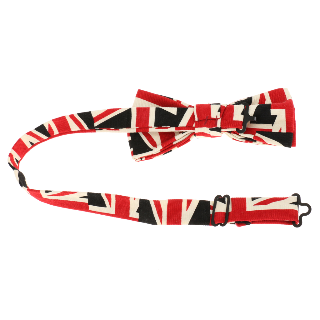 Classy Men's Groom Wedding British Bow Tie Tuxedo Necktie Fashion Partywear