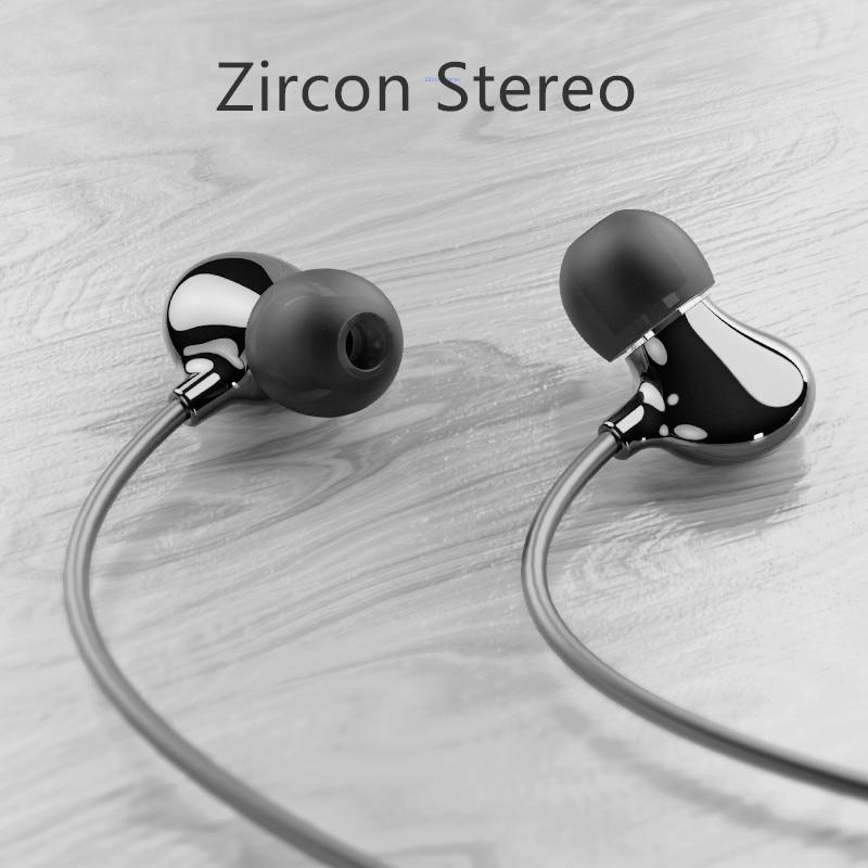 Doboss Zircon Nano Stereo Bluetooth Headset Wireless Headphones Bluetooth Earphone Ceramic Waterproof Running Headset With Mic