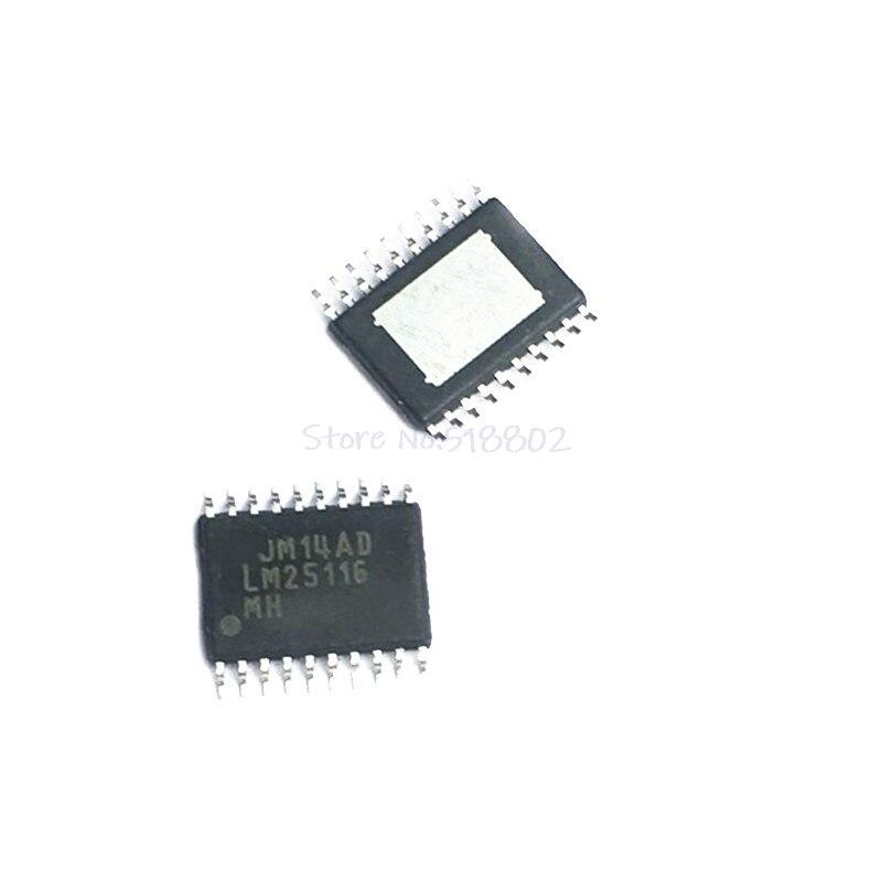 1pcs/lot LM25116MHX LM25116MH LM25116 TSSOP-20 In Stock