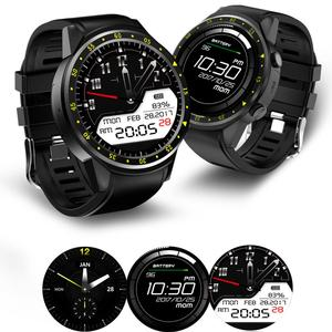 Image 3 - GPS smart watch F1 With SIM Card Camera heart rate monitoring altitude pressure outdoor sport watch for phone