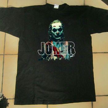 Joker joaquin phoenix 2019 t camisa filmes jack mark heath jokers s 6xl halloween