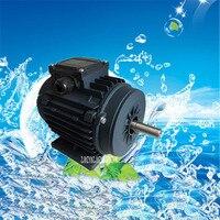 YS90S 4 Electric Motor Iron Sheet Negative Pressure Fan Motor 1400rpm 50Hz 1.1Kw Negative Pressure Blower Motor 220V/380V