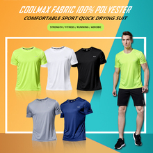 Running Shirt Dry Fit Gym Shirt Men Quick Dry Ropa Deportiva Hombre Gym Sport Shirt Sportswear Men 's Fitness Basketball Jersey
