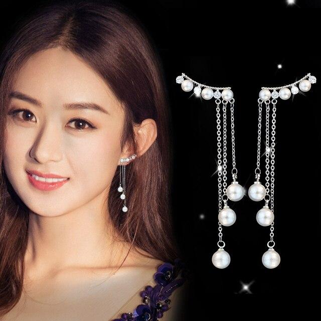 New Dangle Earrings Female Elegant Party Jewlery 6