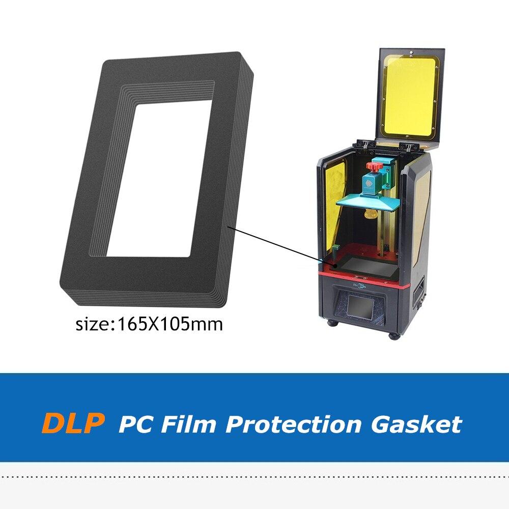 SLA DLP Resin 165X105mm PC FEP пленка лист против пыли прокладка для Wanhao D7/Anycubic Photon / Photon S 3D принтер запчасти Детали и аксессуары для 3D-принтеров    АлиЭкспресс