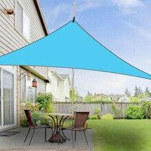 SHELTERS Tent Tarp Sail Patio-Cloth Sun-Shade Triangle Outdoor Waterproof Canopy Yard