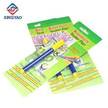 Fake Banknote Tester Pen Easy Operation Money Detector With  Special Formulated Ink
