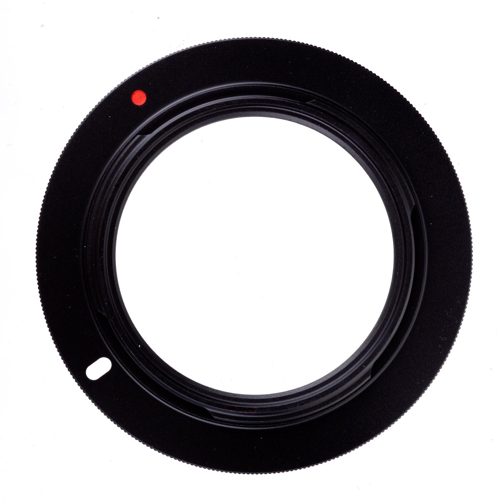 M39-AI M39 Aluminum Alloy Mounting Lens Adapter Ring Manual Focus For Nikon AI Mount DSLR Cameras Lens Adapter