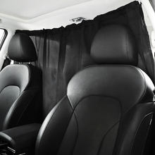 Isolation-Curtain Privacy Car And Sunshade Sealed-Taxi-Cab Vehicle Commercial