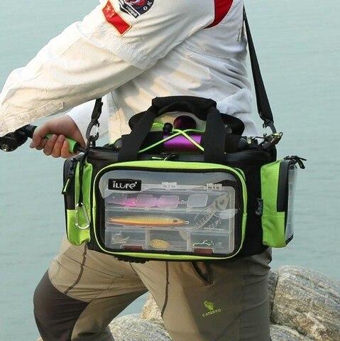 montanhismo mochila suprimentos de pesca barco